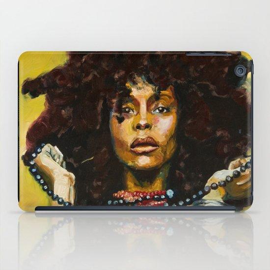 Erykah Badu iPad Case