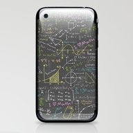 Math Lessons iPhone & iPod Skin