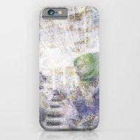 GREEN PIANOFORTE iPhone 6 Slim Case
