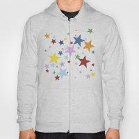 Stars Multi Hoody