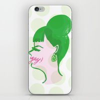 Socialite iPhone & iPod Skin