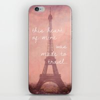 This Heart Was Made To T… iPhone & iPod Skin