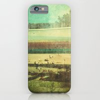 iPhone & iPod Case featuring Summer by Tim Green