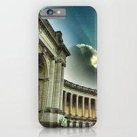 Arc, Parc Du Cinquantena… iPhone 6 Slim Case