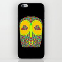 The Fractal Spirit Guide iPhone & iPod Skin