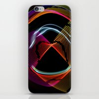 Experiments in Light Abstraction 1 iPhone & iPod Skin