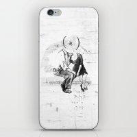 SYNALOEPHA iPhone & iPod Skin