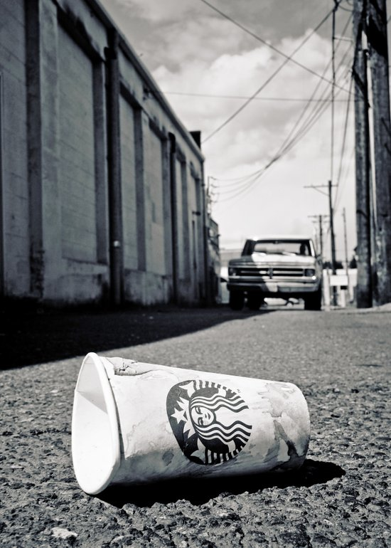 Starbucks dream Art Print