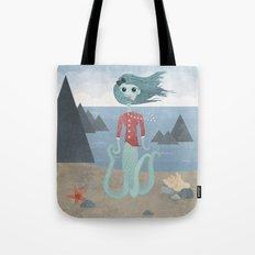 Sea Maiden Tote Bag