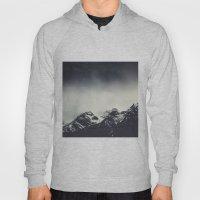 Misty Dark Mountains Hoody