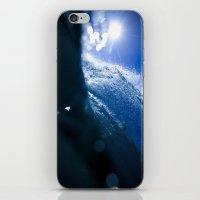 Cobalt Blue iPhone & iPod Skin
