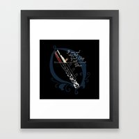Titanic Framed Art Print