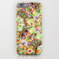 Circus Pastel Mandala iPhone 6 Slim Case
