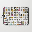 HIEROGLYPHS  Laptop Sleeve