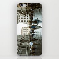 DUOMO VI- WALK BY iPhone & iPod Skin