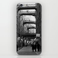 In between  iPhone & iPod Skin