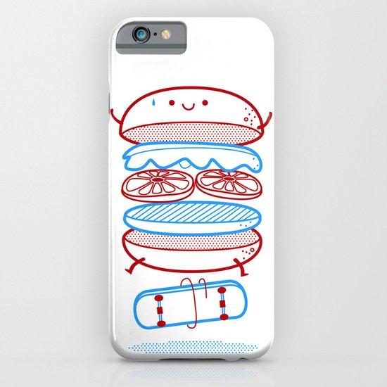 Street burger  iPhone & iPod Case