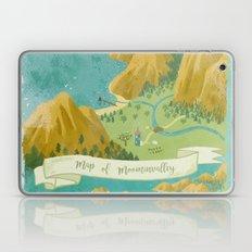 Moominvalley Map Interpretation (1/3) Laptop & iPad Skin