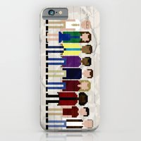 community iPhone & iPod Cases featuring Community Pixel by Evelyn Gonzalez