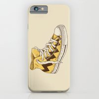 iPhone Cases featuring Chuck by Terry Fan