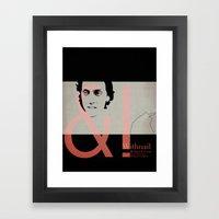 Withnail&I 3 Framed Art Print