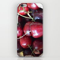 The cherry on top iPhone & iPod Skin