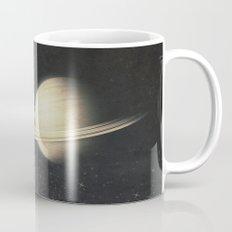 Deep Black Space Mug