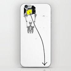 TV Death iPhone & iPod Skin