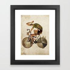 Maino55 Framed Art Print