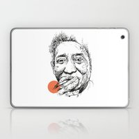 Muddy Waters - Get your mojo! Laptop & iPad Skin