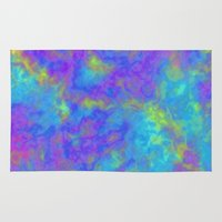 Psychedelic Mushrooms Effects Rug
