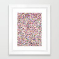 Vitamin Framed Art Print