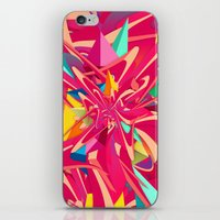 Explosion #1 iPhone & iPod Skin