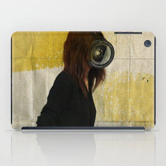 Deep Water Running iPad Case
