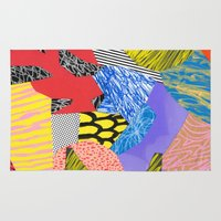 Colors & Shapes Rug