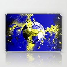 football Sweden  Laptop & iPad Skin