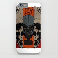 Split Skull iPhone 6 Slim Case