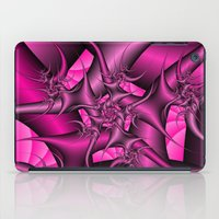 Twisted Pink iPad Case