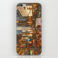 Busy Sunset iPhone & iPod Skin