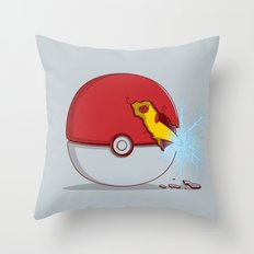 The new skill Throw Pillow