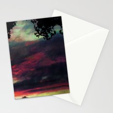 Thick as the Day's End Stationery Cards