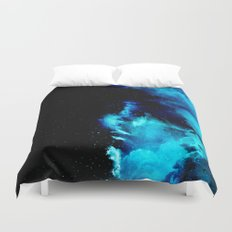 Liquid Infinity Duvet Cover