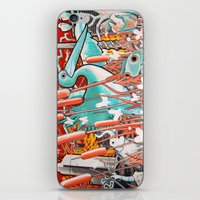 Wetland Expansion iPhone & iPod Skin