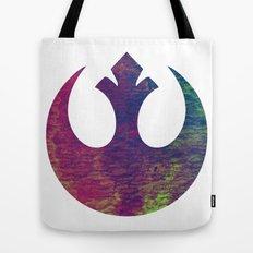 Star Wars Rebel Color Tote Bag