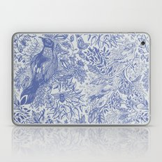 Crow Pattern Laptop & iPad Skin