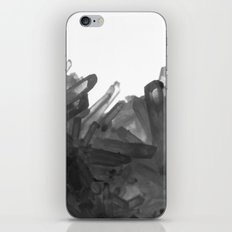 Crystal Galaxy iPhone & iPod Skin
