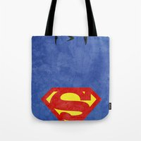 Supes Tote Bag