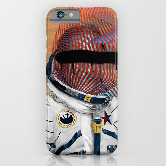 Spaceman No:2 iPhone & iPod Case