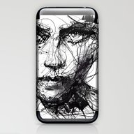 In Trouble, She Will. iPhone & iPod Skin