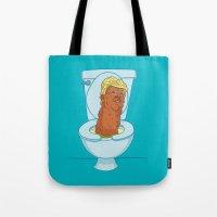 Donald Dump Tote Bag